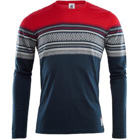 Aclima DesignWool Marius Light T-shirt manches longues à col ras-du-cou en mérinos Homme, original